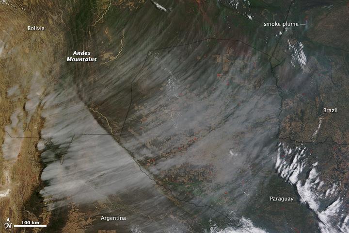 NASA image courtesy Jeff Schmaltz, LANCE/EOSDIS MODIS Rapid Response Team at NASA GSFC. Caption by Holli Riebeek with interpretation by Kerry Meyer.