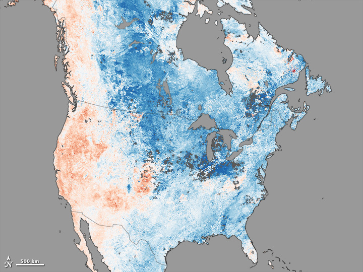 NASA Earth Observatory image by Jesse Allen, using data from the Level 1 and Atmospheres Active Distribution System (LAADS). Caption by Adam Voiland, with information from Paul Newman (NASA Goddard), Marshall Shepherd (University of Georgia), and John Knox (University of Georgia).