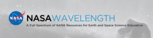 NASA Wavelength logo