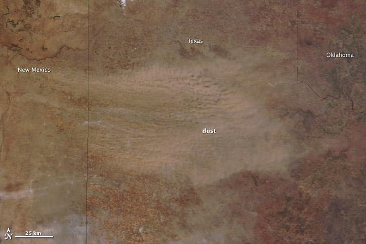 NASA images courtesy Jeff Schmaltz, LANCE/EOSDIS MODIS Rapid Response Team at NASA GSFC. Caption by Holli Riebeek.