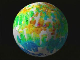 MOPITT Globe