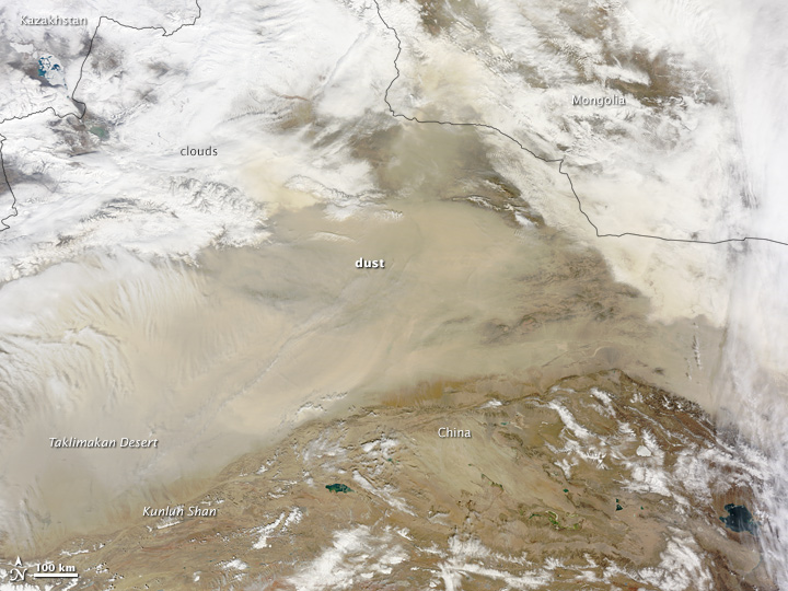 NASA image by Jeff Schmaltz, LANCE/EOSDIS Rapid Response. Caption by Kathryn Hansen.