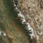 2015 a Dry Year for Snowpack in the Sierras