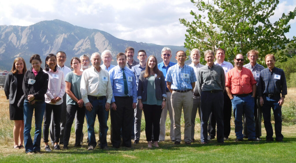Terra Team Photo